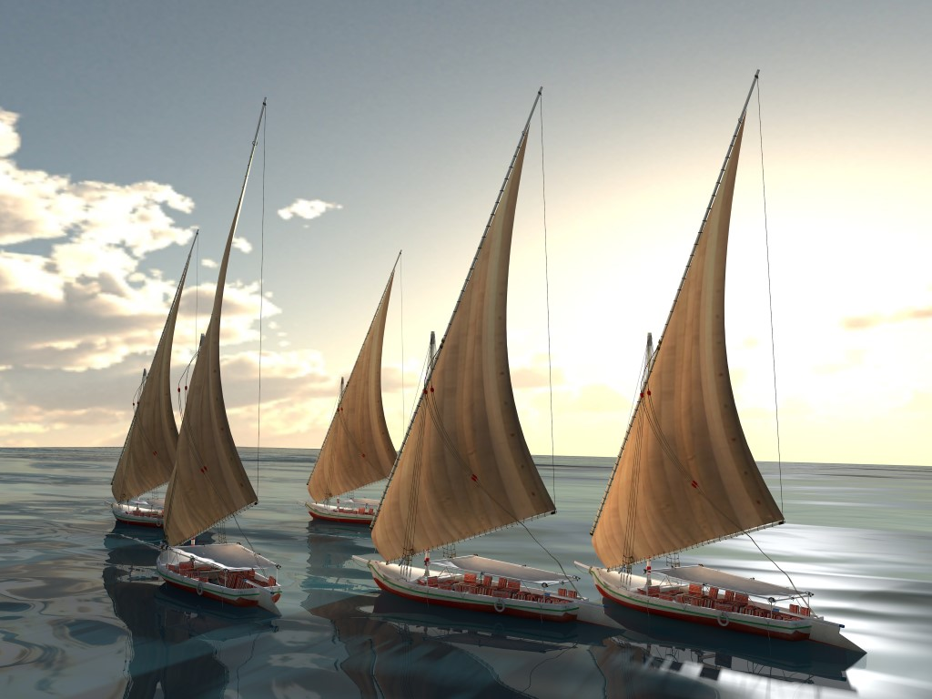 Aligning Our Sails …